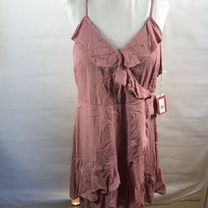 Mossimo Supply Co. Dresses - Dusty Rose dress 👗 Spaghetti straps Sz. XXL NWT